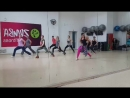 "ZUMBA Cool down ""Моя звезда"""