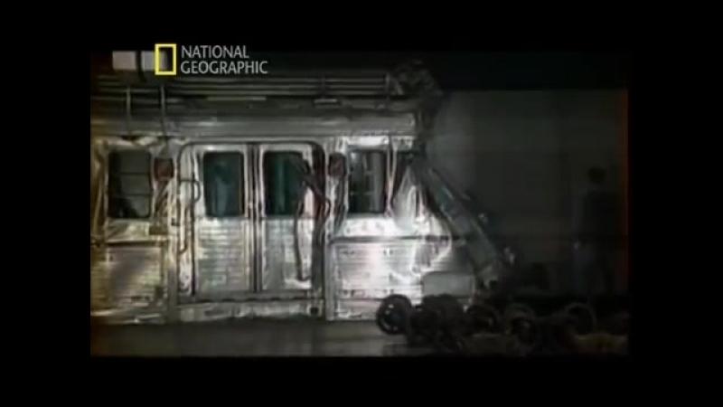 Секунды до катастрофы Лионский вокзал.