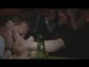 foot worship in nightclub