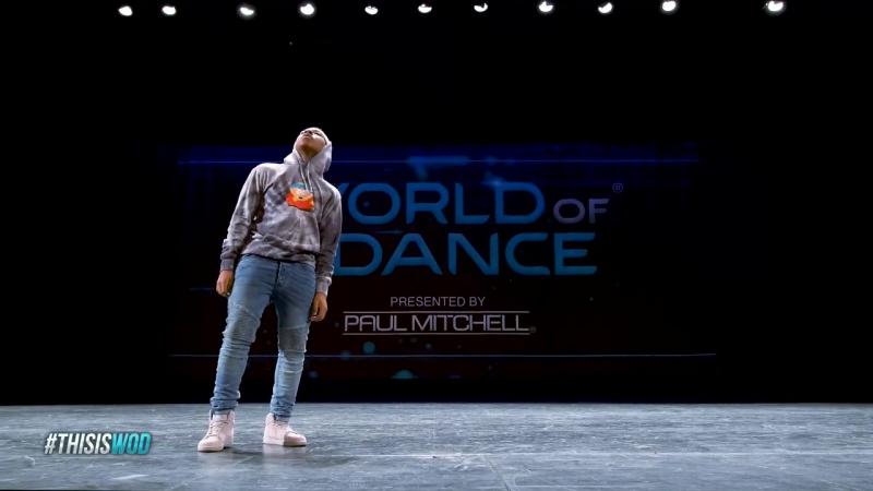 Kida The Great _ FrontRow _ World of Dance Las Vegas 2017