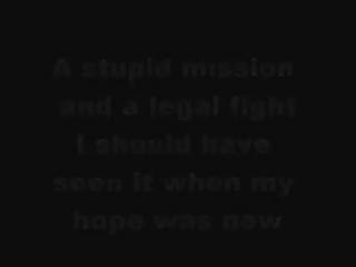 The Cardigans - My Favourite Game (Lyrics - Letra)