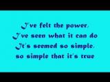LeAnn Rimes - Give (Lyrics on Screen)