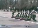 спецназ ГРУ волкодавы тренировка на плацу