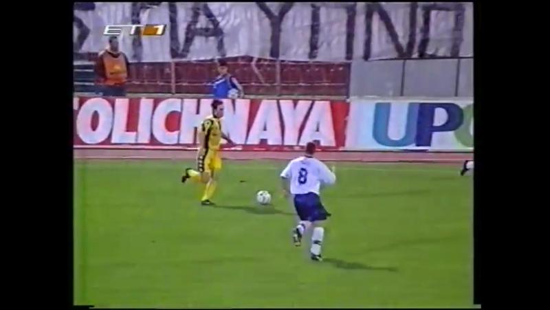 198 UC-1999/2000 AEK Athen - MTK Hungaria 1:0 (02.11.1999) FULL