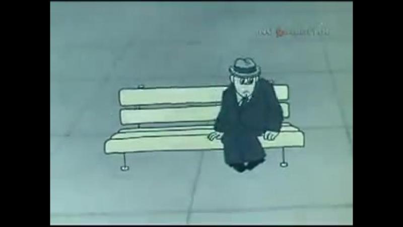Бумеранг (1976) Добрые советские мультфильмы
