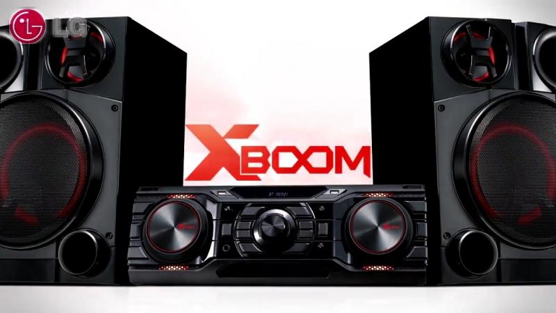 LG X-Boom CM 8350 (RMS 2000 W)