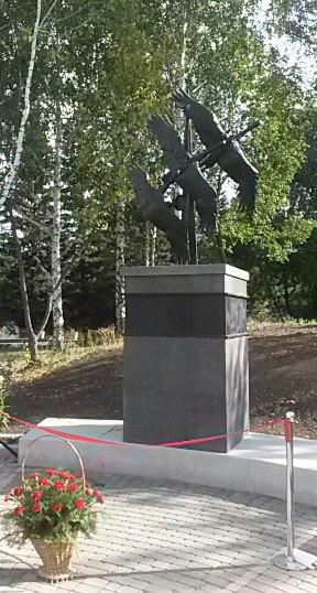 Памятник жертвам политических репрессий открыт