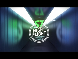 S7 Night Flight Show 2017