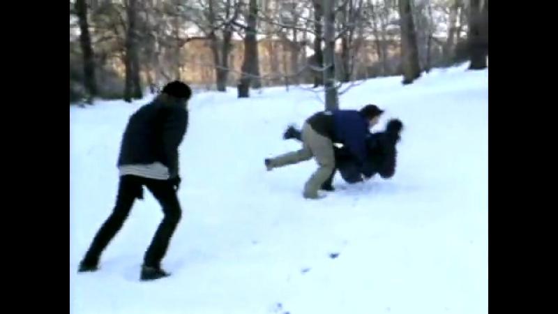 Поцелуй на снегу Поцелуй растопивший снег A Kiss in the Snow Kysset som fikk snøen til å smelte 1997