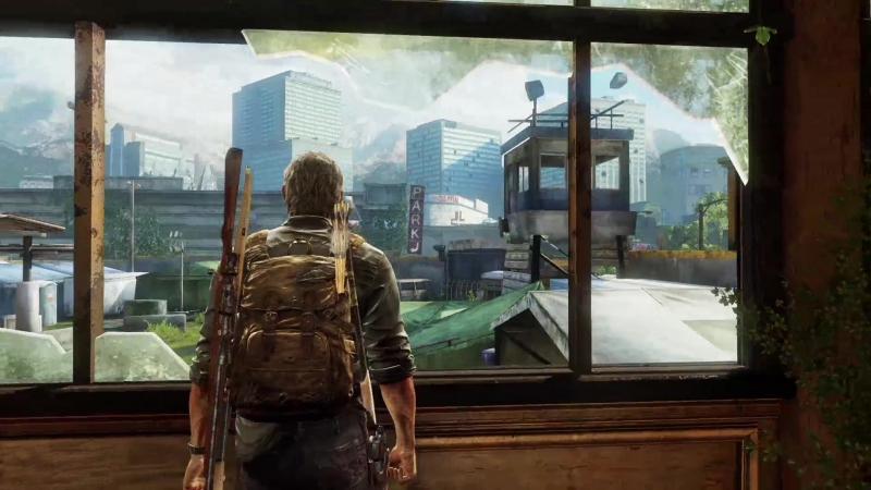 Прохождение The Last of Us (PS4) 19 - Весна, жирафы, тоннель смерти