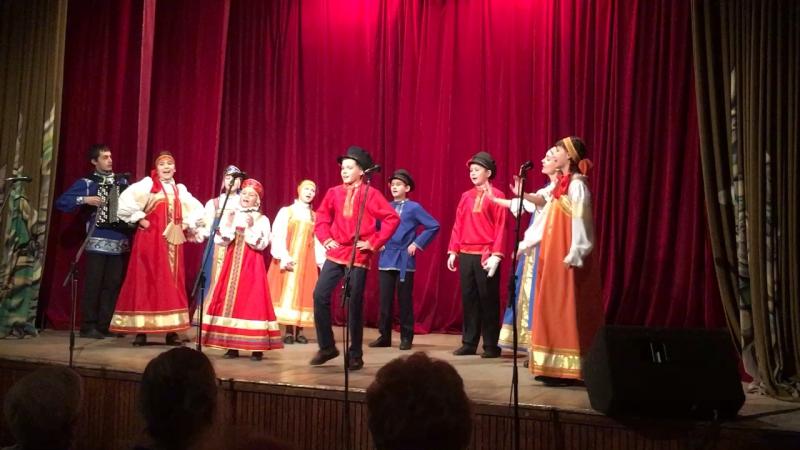 Народный ансамбль «Иван да Марья»