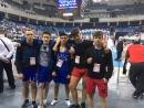 Всероссийские соревнования по Мас-Рестлингу в г.Сочи