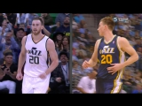 NBA. Юта Джаз - Портленд Трэйл Блэйзерс 16.02.2017 (Viasat Sport)