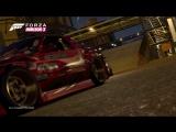 Трейлер DLC «Forza Horizon 3 — Hoonigan Car Pack». 2017.