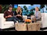 Tim McGraw &amp Faith Hills Exclusive Sit-Down! RUS SUB