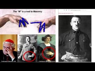 Hitler franc-maçon au service des juifs sionistes (épisode 2)