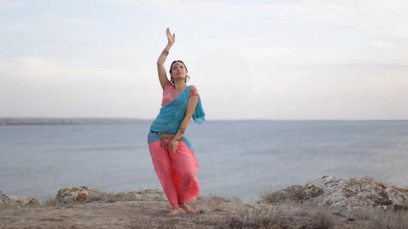 Йога-Танец RADA Devi. Baba nam Kevalam. Мир создан Любовью