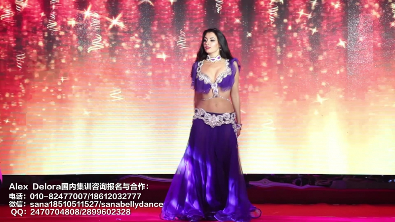 Alex Delora's performance in Shenyang,China. Organized by SIOD.