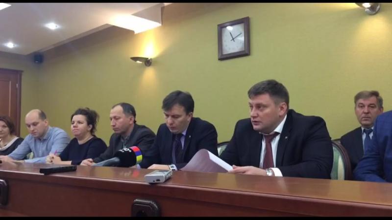 Избранный глава Дубны Максим Данилов о строительстве ледового дворца