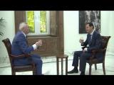 مياه معمّدة بدماء الشهداء.. في مقابلة الرئيس الأسد مع قناة أو أن تي البيلاروسية