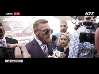 The Mac Life – Conor McGregor vs. Floyd Mayweather Episode 5 Grand Arrival