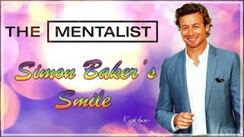 The Mentalist - Simon Baker's Smile