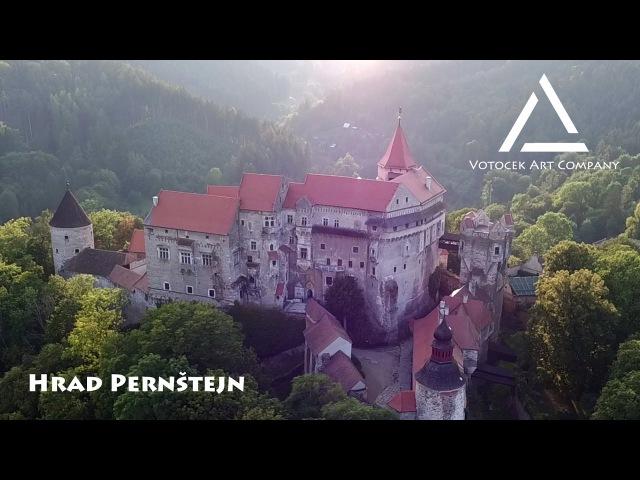 Hrad Pernštejn - jako z pohádky!