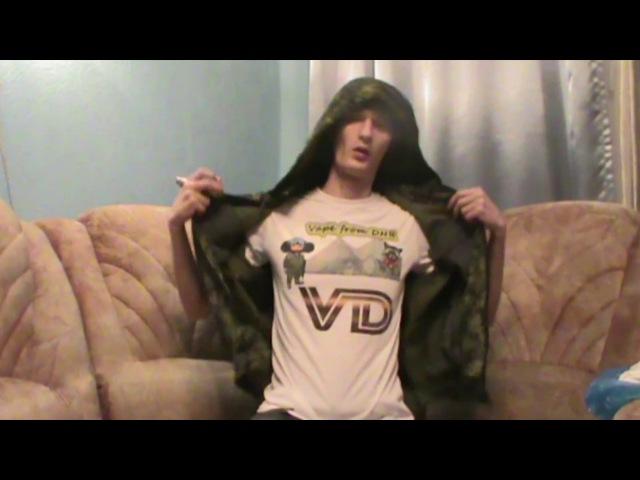 Vape from DNR|Презентация футболки