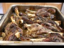 Roasted Lamb Shanks (Greek Style)