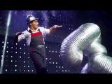 SILVERSHOW - танцевально-юмористическое шоу с элементами акробатики.