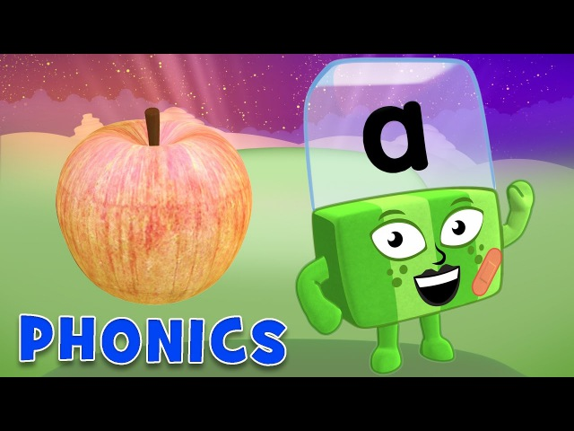 Learn to Read | Phonics for Kids | Long A Vowels