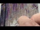 Вышивка в технике гобелен Мой метод вышивки Дружественный приют от Luca S