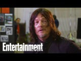 Walking Dead Cast On (Fake) Spoilers Michonne Adopts Maggies Baby &amp More  Entertainment Weekly