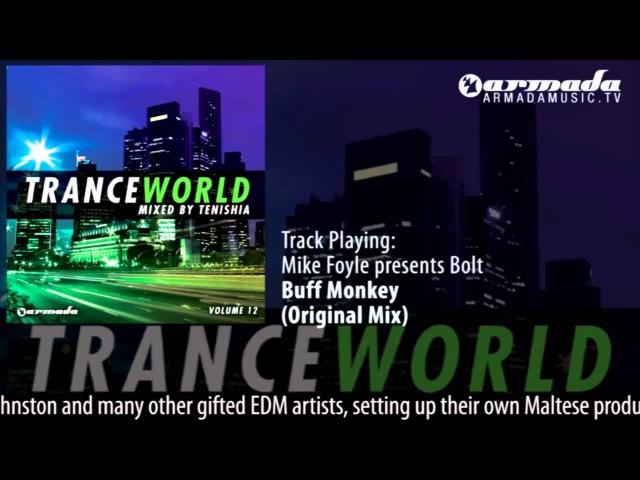 CD2 - 01 Mike Foyle presents Bolt - Buff Monkey