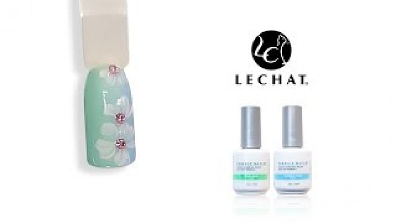 LeChat Nail Tutorial - NEW Spring Fairy Collection