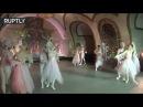 Артисты Кремлёвского балета выступили на одной из станций Московского метропол