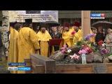 В Архангельске прошёл молебен в память о явлении Пресвятой Богородицы