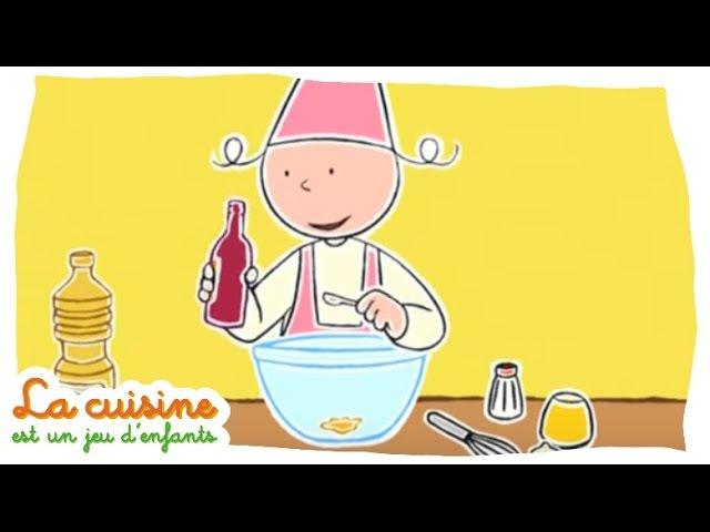 Salade de riz - La cuisine est un jeu d'enfants