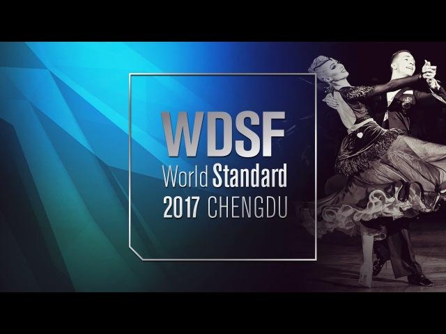 Brzozowski - Mozdzonek, POL   2017 World Standard R2 T   DanceSport Total