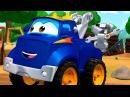 Мультики про #машинки: #ЧАК и его друзья. Летающие грузовички. Мультики для мальч ...