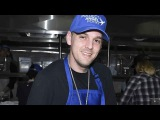 Aaron Carter Looks Healthy and Happy While Giving Back on Thanksgiving - YouTube