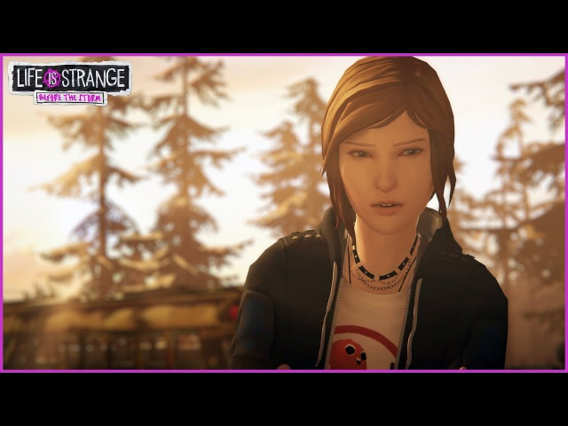 Chloe's Most Vulnerable Moment - Life Is Strange: Before The Storm (Short Film)
