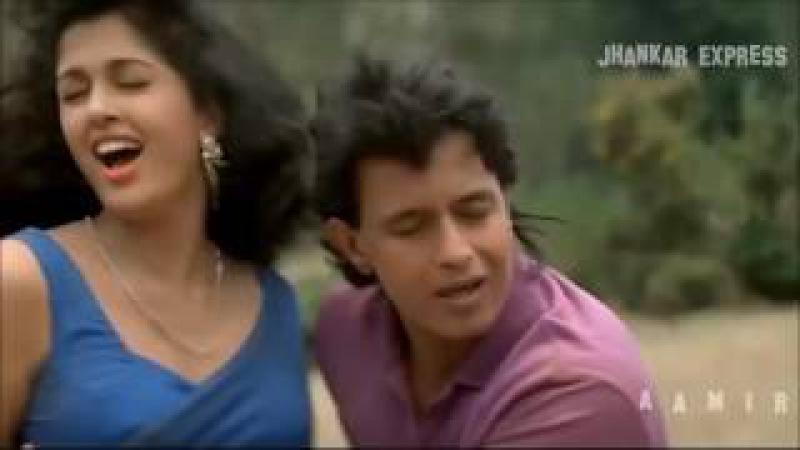 Dhak Dhak Dil Mera Karne Jhankar HD 1080p Aadmi 1993 frm AaMiR