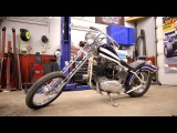 Harley-Davidson Sportster V-Twin Ironhead Engine Rebuild Time-Lapse Redline Rebuild - S1E6
