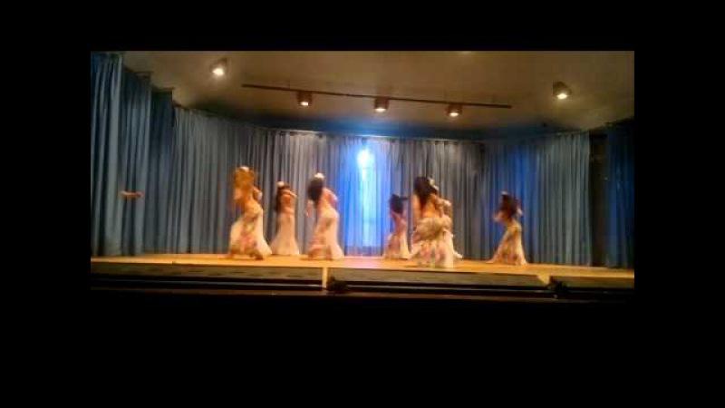 Maalima Ballet Rakshanda Campeonas del World Dance 2012