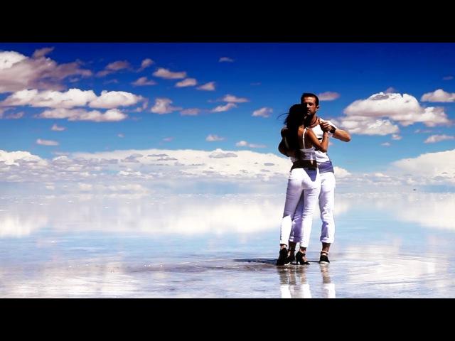 Kizomba in Heaven - Kristofer Mencák Yesica Alejandra Bovero - Kizomba Fusion Improvisation