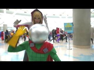 Spider-Gwen & Squirrel Girl