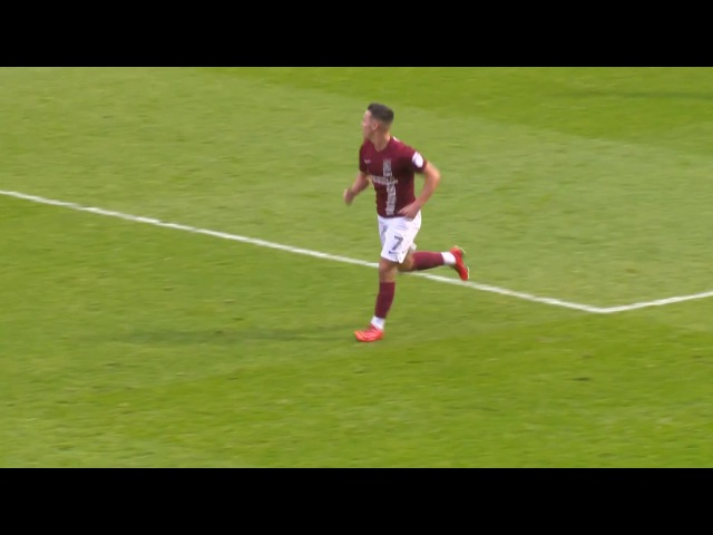 HIGHLIGHTS: Northampton Town 0 Scunthorpe United 3