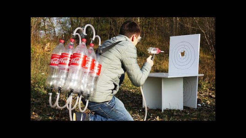 How to Build Full-Auto Airsoft Machine Gun for Strikeball