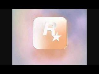 Rockstar Games - Logo ( GTA Vice City )